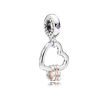 Pandora Women Silver Bead Charm - 797240EN23 0ukCKp2
