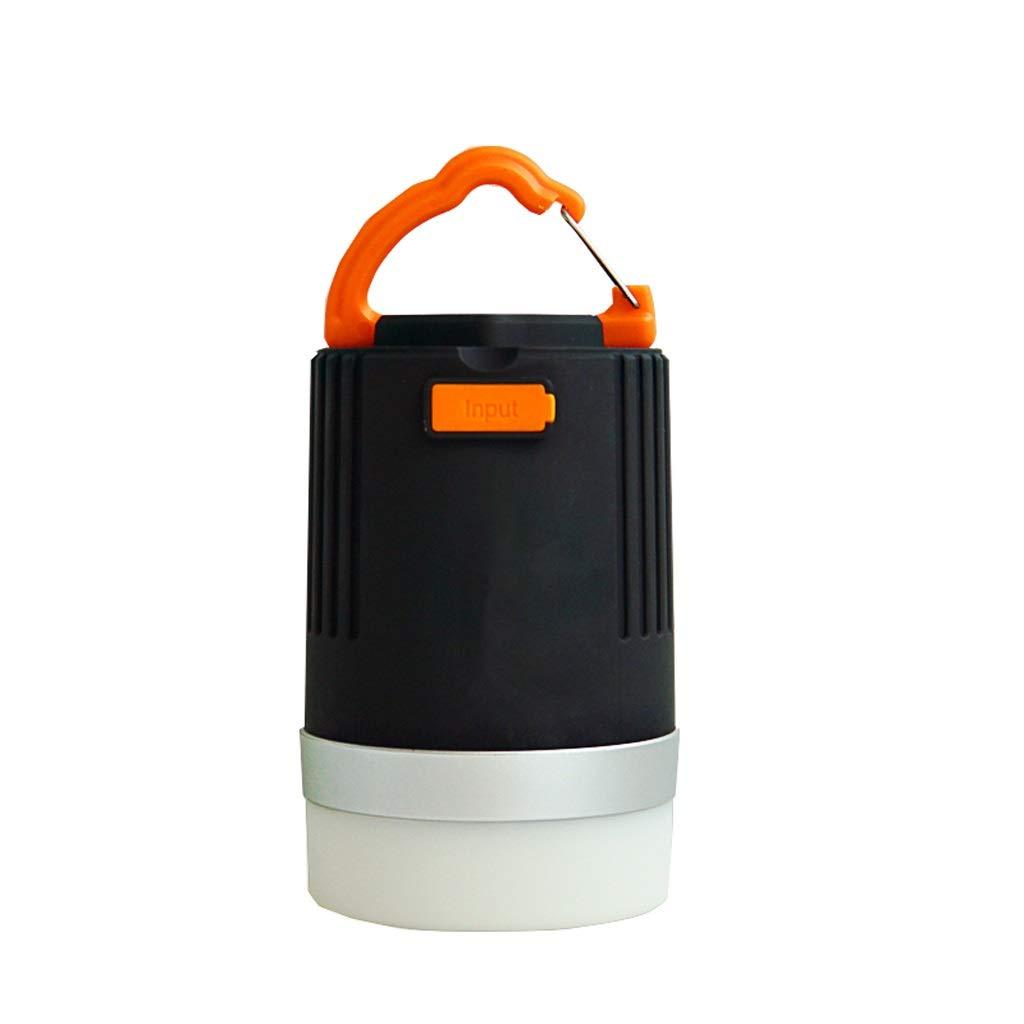 Camping luce di illuminazione ricaricabile, torcia USB luce di campo multiuso super luminoso, luce di tenda LED luce da campeggio, portatile e pratico, quattro modalità di luce, adatto per l'escursion