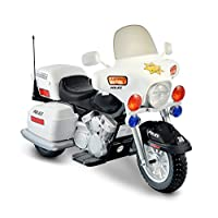 Motocicleta policial 12V