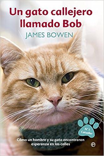Un Gato Callejero Llamado Bob (Autoayuda): Amazon.es: James ...