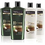 TRESemmé Botanique Shampoo and Conditioner Four Pack, Nourish & Replenish, 88 oz