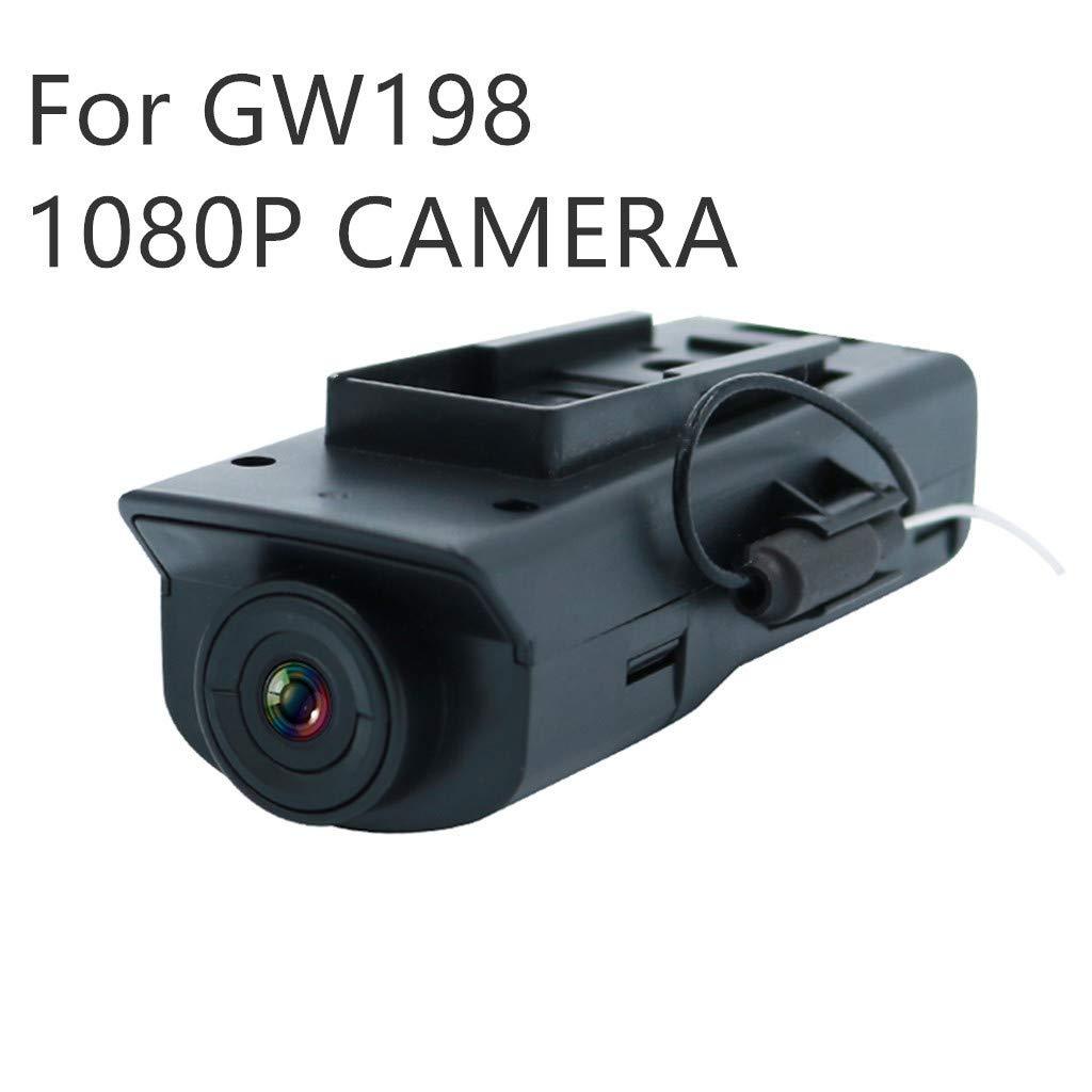 Kamera Für For Global Drone Gw198, CHshe 120° Weitwinkel 1080P Hd Drohne Kamera Ersatzteile Drohnen Zubehör Für Global Drone Gw198 Quadcopter