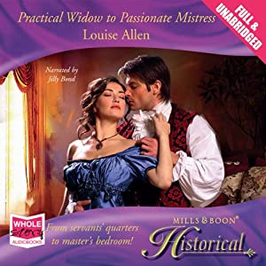 Practical Widow to Passionate Mistress Audiobook