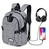Business Laptop Backpack, Dr.Meter Anti Theft Waterproof Travel College...
