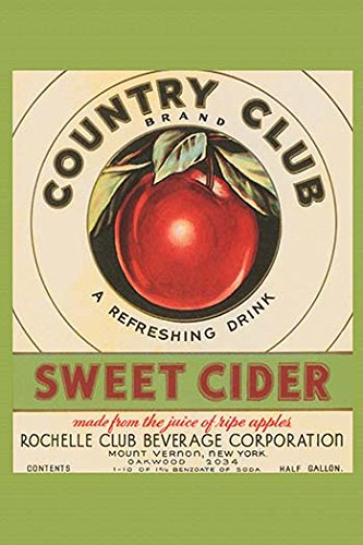 Country Club Sweet Cider - 1