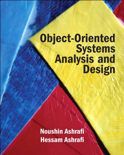 Download Object Oriented Systems Analysis and Design Pdf