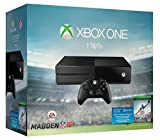 Xbox One 1TB Console – EA Sports Madden NFL 16 Bundle For Sale