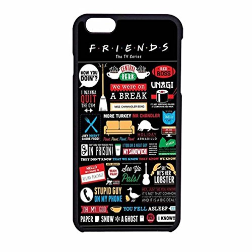 Price comparison product image friends tv show quotes Case Samsung Galaxy S7