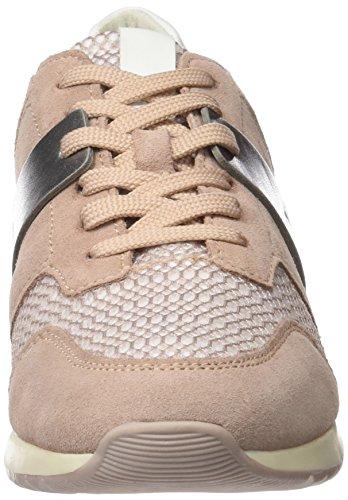 Geox Damen D Deynna D Sneaker Roze (antiek Rose)