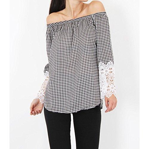 Fatal Fashion - Camisas - para mujer negro