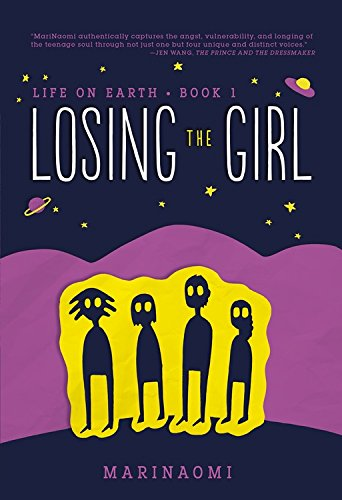 Book Cover: Losing the Girl