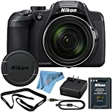 Nikon COOLPIX B700 20.2MP Point & Shoot Digital Camera (Cloth Only, Frustration Free Packaging)