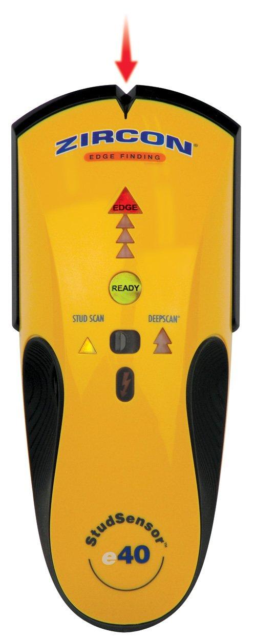 Zircon StudSensor e40 Electronic Stud Finder