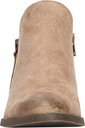Ankle Women's Nash Oiled Fabric Bootie Doe Fergalicious q6ZRn