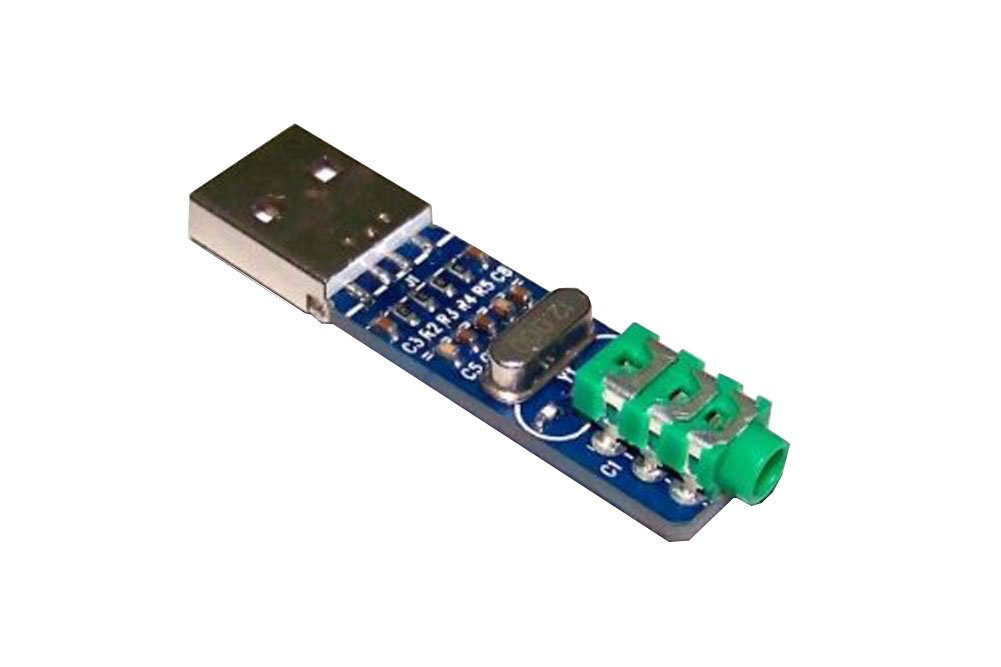 Phantom Yoyo 5 V USB Powered PCM2704 Mini USB tarjeta de ...