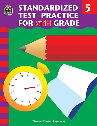 Standardized Test Practice For 5th Grade Charles J Shields