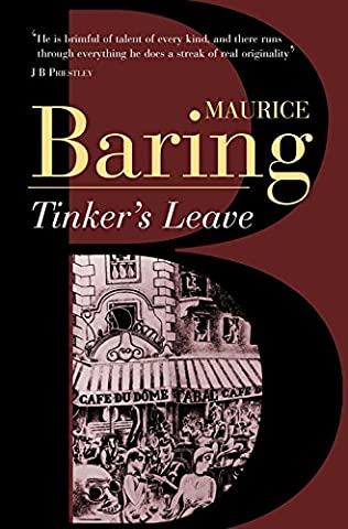 book cover of Tinker\'s Leave