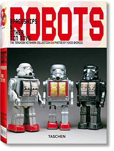 Robots. Spaceships and other Tin Toys