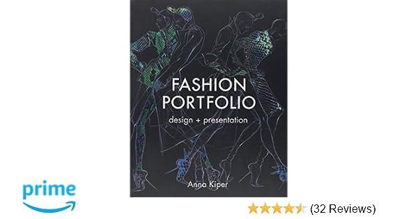 Fashion Portfolio: Design & Presentation: Anna Kiper