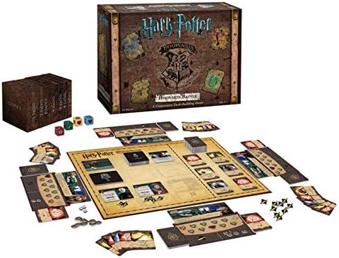 USAopoly Juego de Cartas de Batalla de Harry Potter Hogwarts, DB010-400: Cards: Amazon.es: Juguetes y juegos