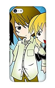 Awesome LskHTi-4323-Dsnto Resignmjwj Defender Tpu Hard Case Cover For Iphone 5c- Anime Death Note
