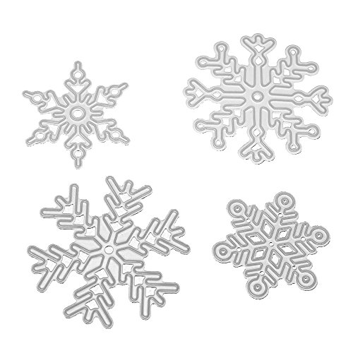 WOCACHI Christmas Cutting Dies Card Making Stencils Scrapbooking Embossing Mould Templates Decor Handicrafts Xmas Gift Paper Cards ()