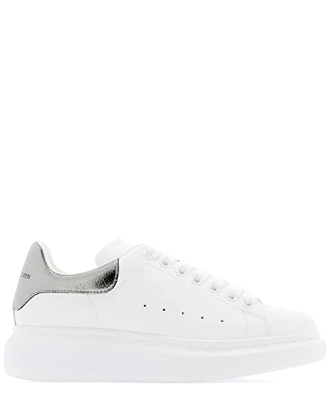 Alexander McQueen, Sneaker Donna Bianco EU Size: 37 EU ...