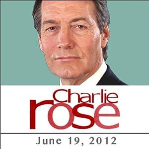 Charlie Rose: Alec Baldwin, Greta Gerwig, Penelope Cruz, Ellen Page, and Letty Aronson, June 19, 2012 Radio/TV Program