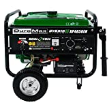 Duromax XP4850EH 3850 Running Watts/4850 Starting Watts Dual Fuel...