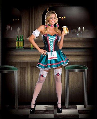 Heidi Hottie Adult Costume - Large