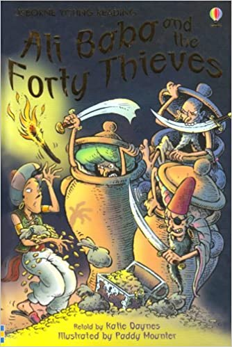 Ali Baba and the Forty Thieves (Young Reading (Series 1)): Paddy ...