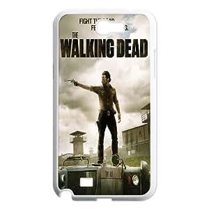 Yo-Lin case Style-10 - The Walking Dead For Samsung Galaxy Note 2 Case