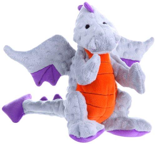 godog-dragon-with-chew-guard-technology-tough-plush-dog-toy-gray-large