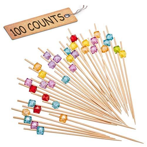 Crystal Toothpick - Comicfs Cocktail Picks 4.7
