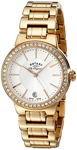 Rotary lb90085 Rose Gold