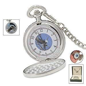 Sigma Impex P-255 Eagle Pocket Watch