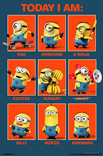 Trends International Despicable Me  Premium Wall Poster