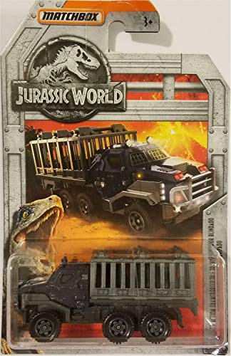 MB. Jurassic World Armored Action Transporter Fallen Kingdom Matchbox