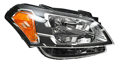 Headlight Headlamp Light Lamp Right Hand Passenger Side RH for 10-11 Kia Soul