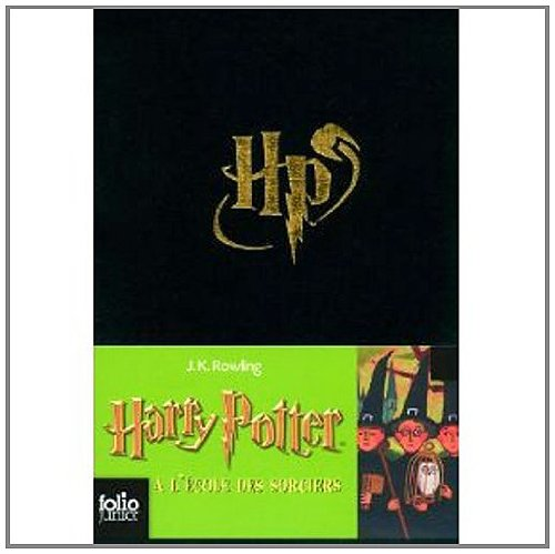 Harry Potter a l'ecole des sorciers (limited boxed edition, in French of Harry Potter and the Sorcerer's Stone) (French Edition)
