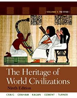 Amazon the heritage of world civilizations volume 2 9th the heritage of world civilizations volume 1 9th edition fandeluxe Choice Image
