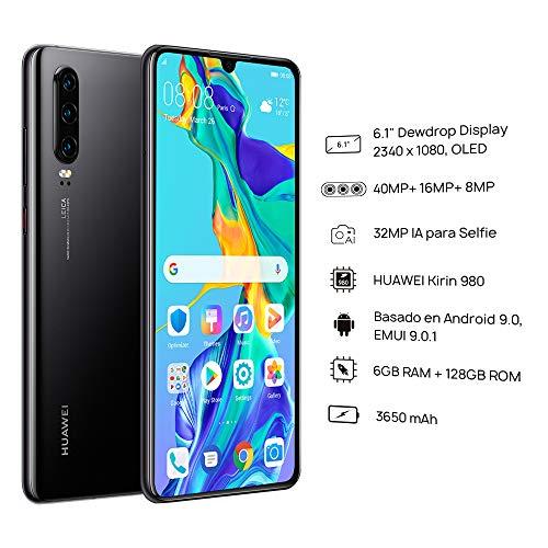 Huawei P30 128GB+6GB RAM (ELE-L29) 6 1