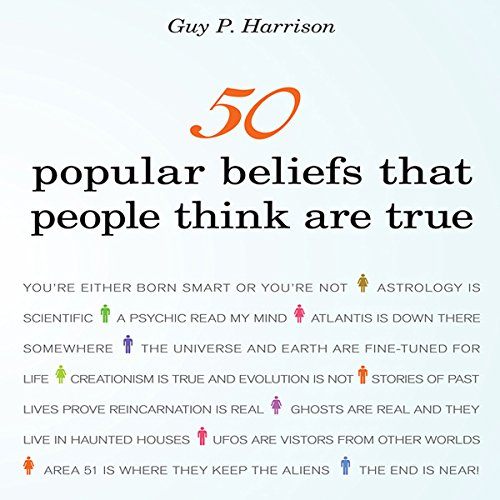50 Popular Beliefs That People Think Are True Audiobook [Free Download by Trial] thumbnail