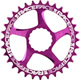 Race Face Narrow Wide Cinch Direct Mount Chainring Purple, 30T