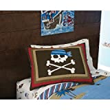 Circo Pirate Quilted Sham - Standard