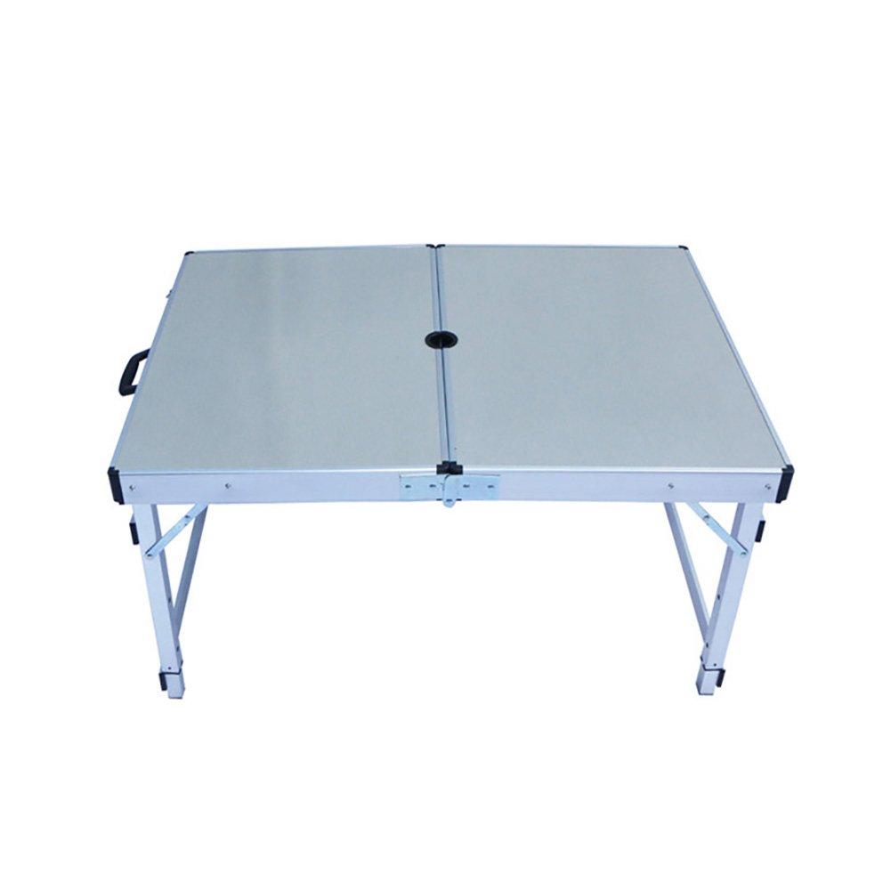 D_HOME Chaises Et Tables Portatives Pliantes en Plein Air Activités Combinées Afficher La Table De Pique-Nique (Couleur   Table)  -