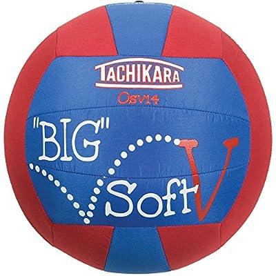 Tachikara Soft-V Oversize Volleyball by Tachikara