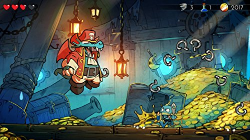 Wonder Boy: The Dragon's Trap - Nintendo Switch 4