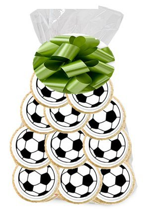 Order / Send Soccer Ball Sports Cookies Online by