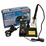 Aoyue 469 Variable Power 60 Watt Soldering Station with Removable Tip Design-ESD Safe